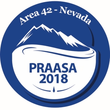 PRAASA 2018 logo